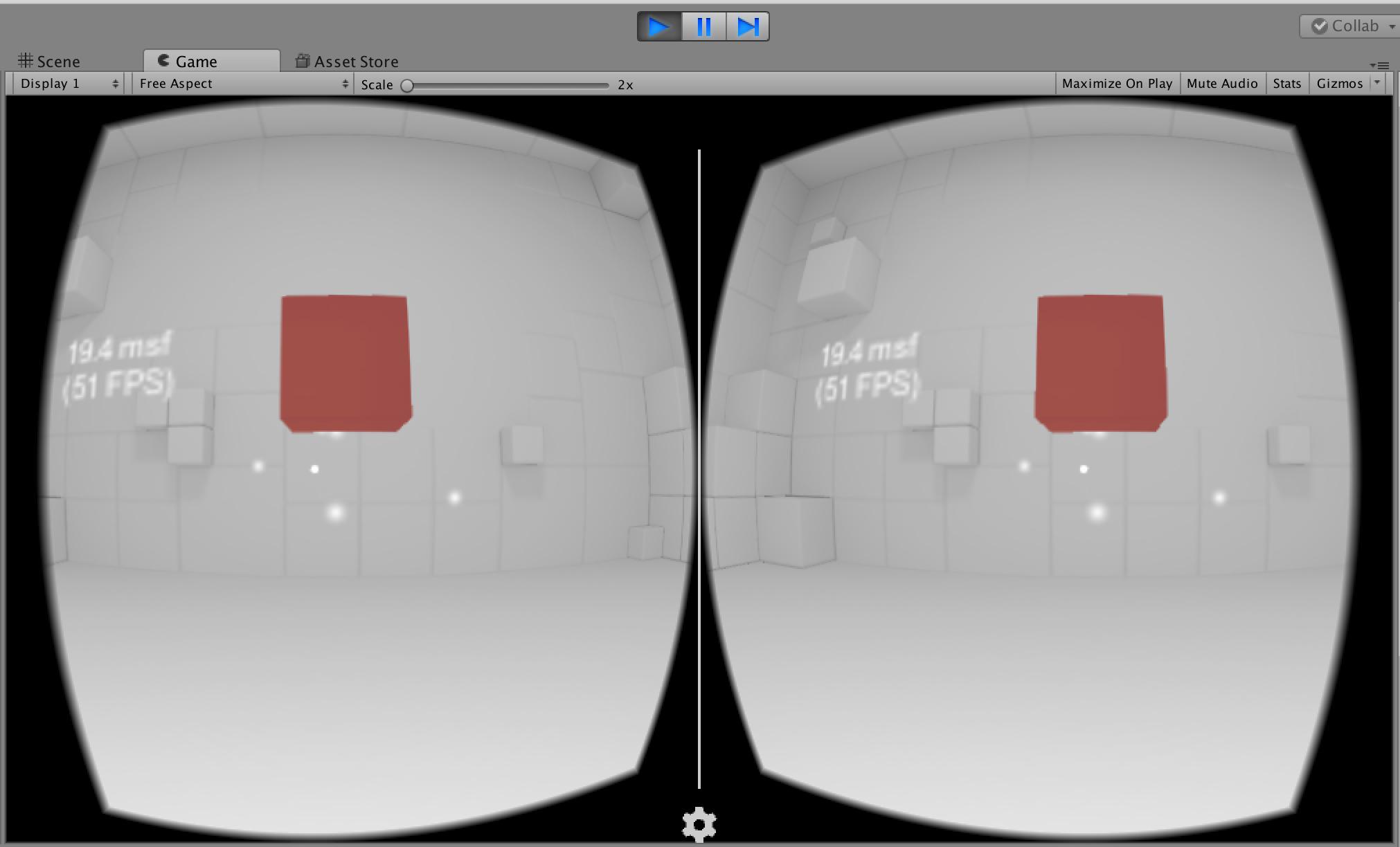 Google VR iOS Development with Unity